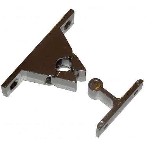 Loqueteau mécanique à pince