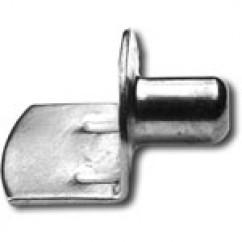 Taquet d'étagère acier